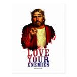 JESÚS DIJO AMOR SU POSTAL DE LOS ENEMIGOS