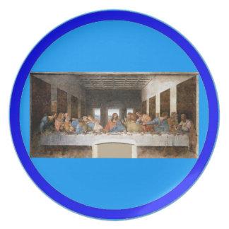Jesus Dinner Plate