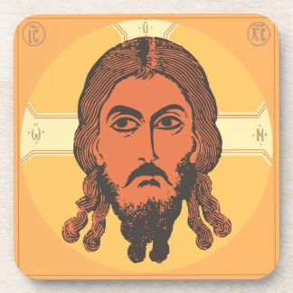 Jesus Drink Coaster
