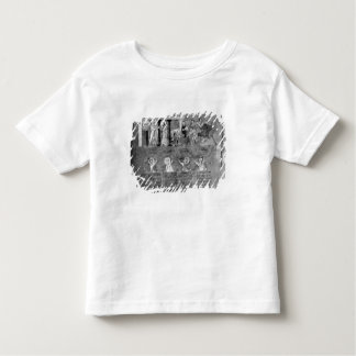 Jesus driving the merchants from the Temple Toddler T-shirt