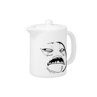Jesús dulce Meme - pote del té