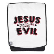 Jesus Easter April Fools Day Backpack