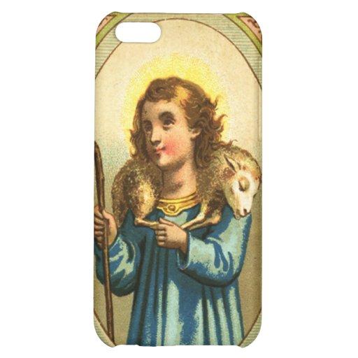 Jesús, el buen caso del iPhone 4/4S del pastor