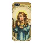 Jesús, el buen caso del iPhone 4/4S del pastor iPhone 5 Protector