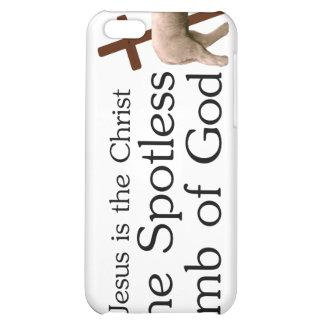 Jesús el Cristo cordero limpio de dios
