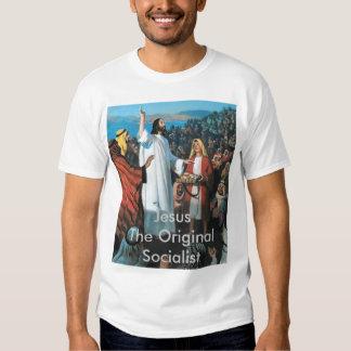 Jesús el socialista original camisas