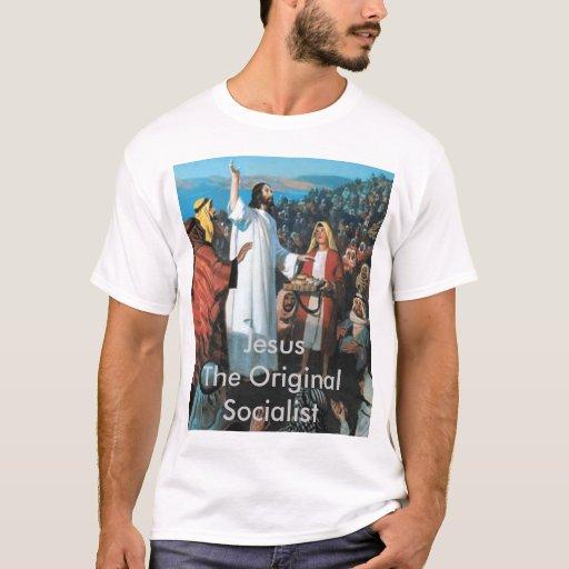 Jesús el socialista original playera