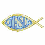 Jesus Track Jacket