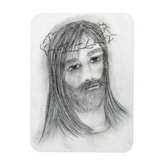 Jesús en agonía iman