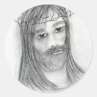 Jesús en agonía etiquetas