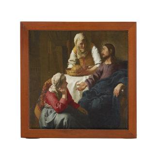 Jesús en el hogar de Maria y de Martha