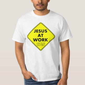 JESÚS EN EL TRABAJO PLAYERA