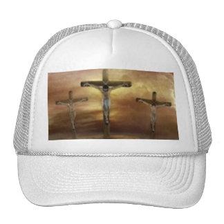 JESÚS EN LA CRUZ GORRAS