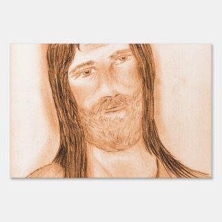 Jesús en la luz carteles