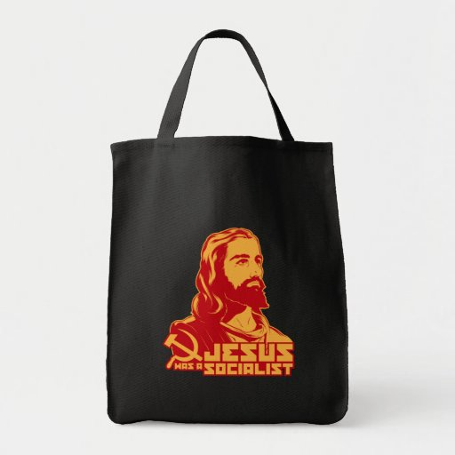 Jesús era un socialista bolsa de mano