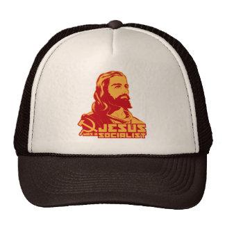 Jesús era un socialista gorras de camionero