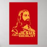 Jesús era un socialista impresiones
