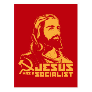 Jesús era un socialista postales
