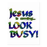 Jesús es… 2 que vienen postal