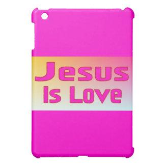 Jesús es amor