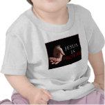 Jesús es antiabortista camiseta