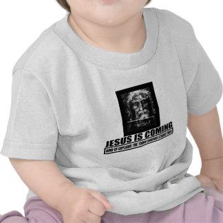 Jesús es ateo que viene camiseta