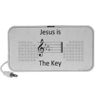 Jesús es la llave