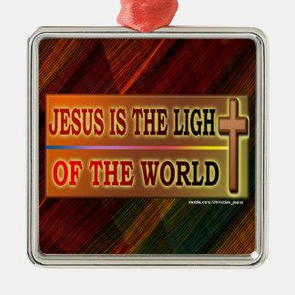JESÚS ES LA LUZ ORNAMENTOS DE REYES
