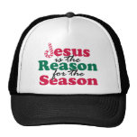 Jesús es la razón gorra