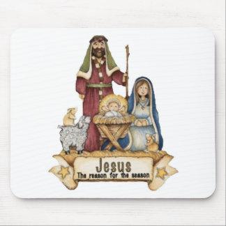 Jesús es la razón - Mousepad