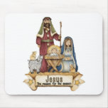 Jesús es la razón - Mousepad Tapetes De Ratones