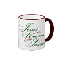 Jesús es la razón tazas de café