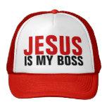 Jesús es mi gorra del camionero de Boss