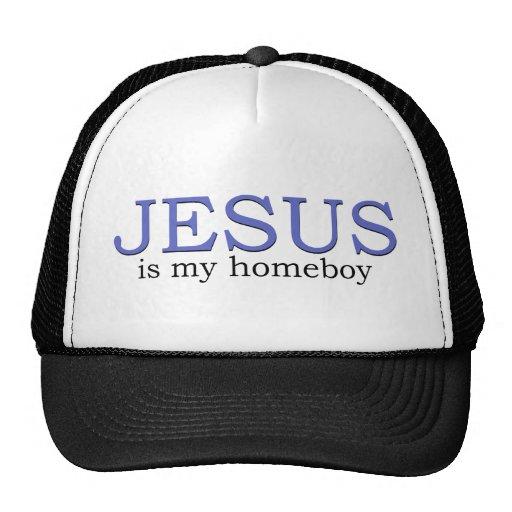 Jesús es mi Homeboy Gorras