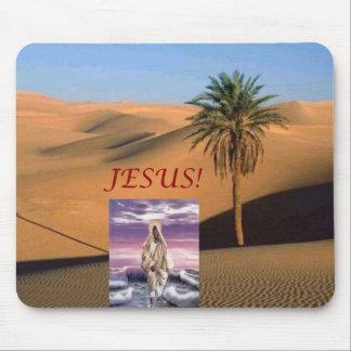 JESÚS ES MI MENSAJERO TAPETE DE RATONES