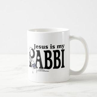 Jesús es mi RABINO Taza