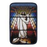 Jesús es nuestro salvador funda  MacBook