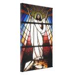 Jesús es nuestro salvador impresiones en lienzo estiradas