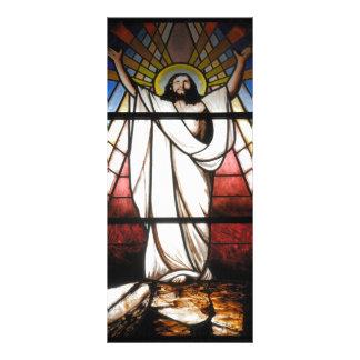 Jesús es nuestro salvador tarjetas publicitarias personalizadas