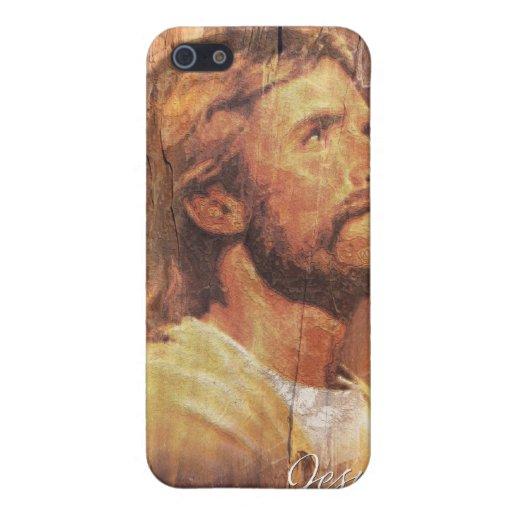 Jesús es señor A3 Case iPhone 5 Fundas