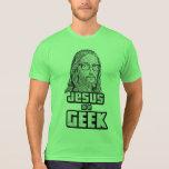Jesús es un friki camiseta