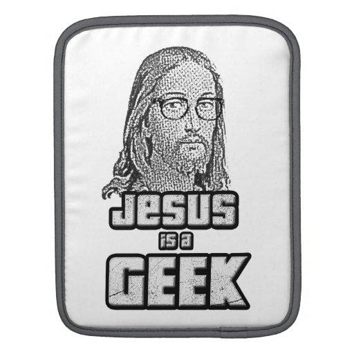 Jesús es un friki manga de iPad
