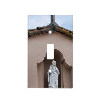 Jesús está allí placas para interruptor