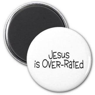 Jesús está sobre clasificado imán