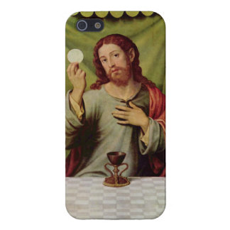 Jesus eucharist iPhone case