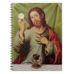 Jesus eucharist notebook