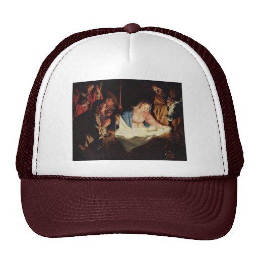 Jesus Faith Christ Christian Inspirational Destiny Hats
