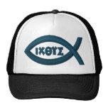 Jesus Fish Hat