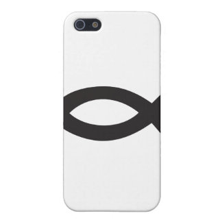 Jesus Fish iPhone SE/5/5s Cover