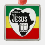 Jesus for Africa Ornament